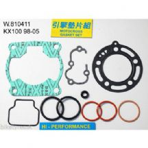 Kawasaki KX100 1998 - 2013 Mitaka Top End Gasket Kit
